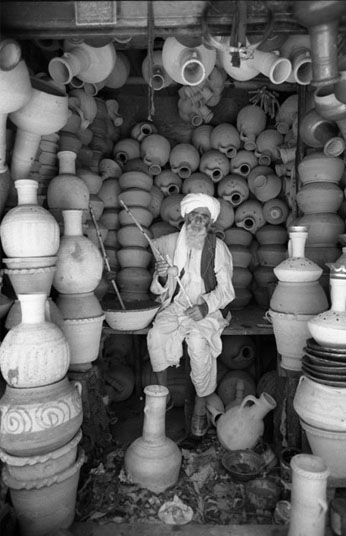 CHILLUM SELLER – KANDAHAR, 1973